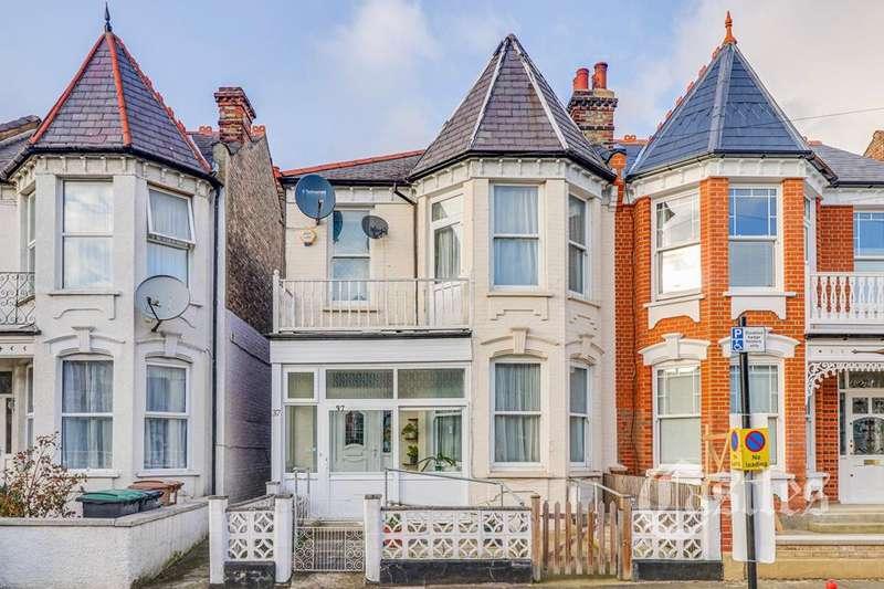 3 Bedrooms Semi Detached House for sale in Sylvan Avenue, Wood Green, London, N22