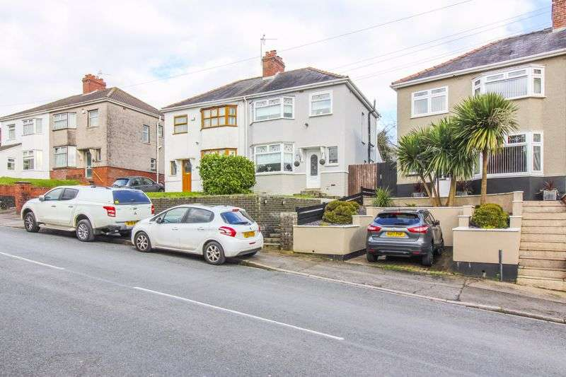 3 Bedrooms Property for sale in Brynglas Road, Newport
