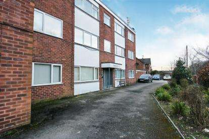 2 Bedrooms Flat for sale in Portland Court, Heyhouses Lane, Lytham St. Annes, Lancashire, FY8