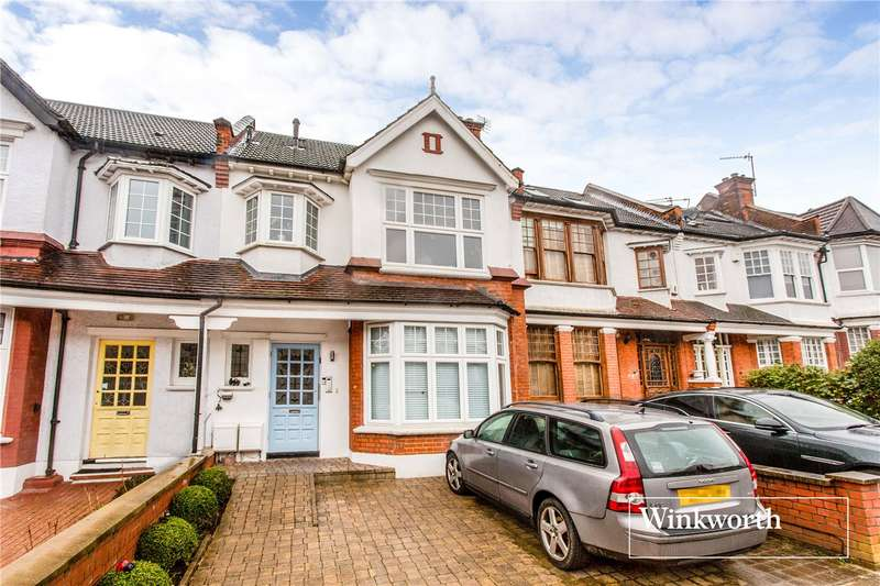 3 Bedrooms Flat for sale in Woodlands Avenue, London, N3