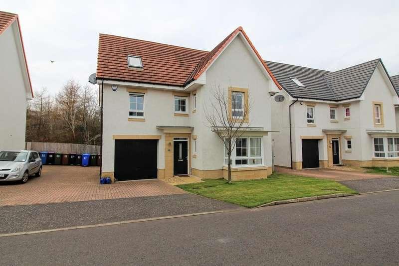 5 Bedrooms Detached House for sale in Fairfield Park, MONKTON, Prestwick, KA9