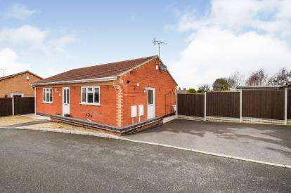 2 Bedrooms Bungalow for sale in Greenwood Close, Thurmaston, Leicester, Leicestershire
