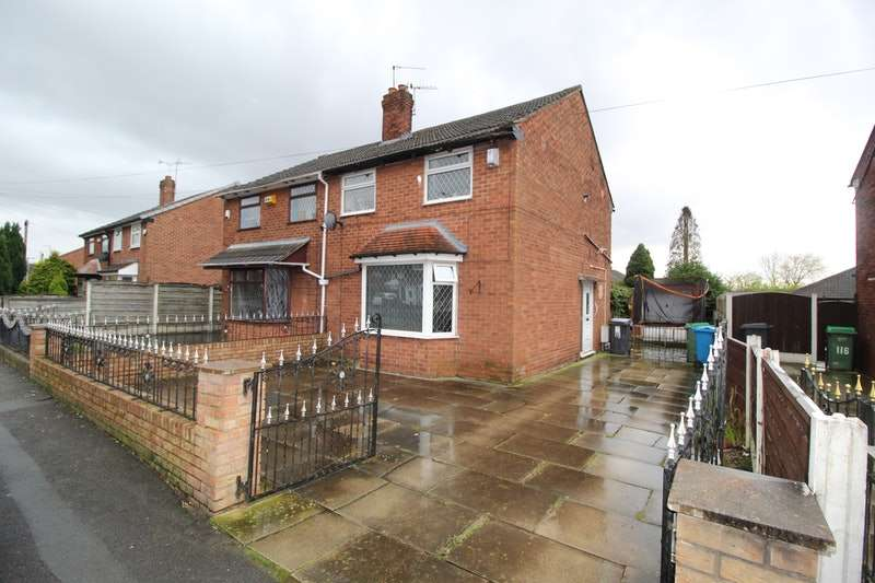 3 Bedrooms Semi Detached House for sale in Westminster Road, Manchester, Greater Manchester, M35