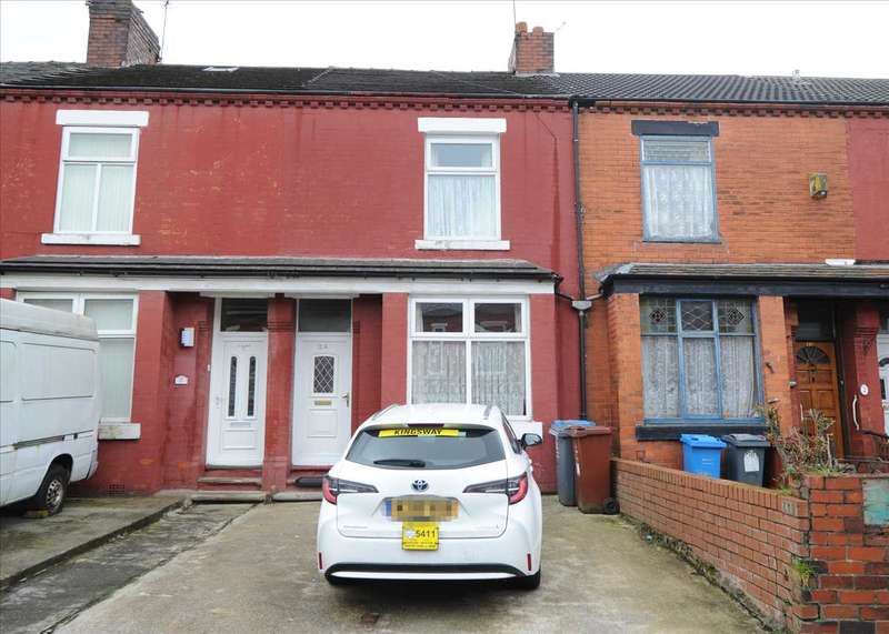 3 Bedrooms Terraced House for sale in 11A Portland Road, Longsight M13 0SA
