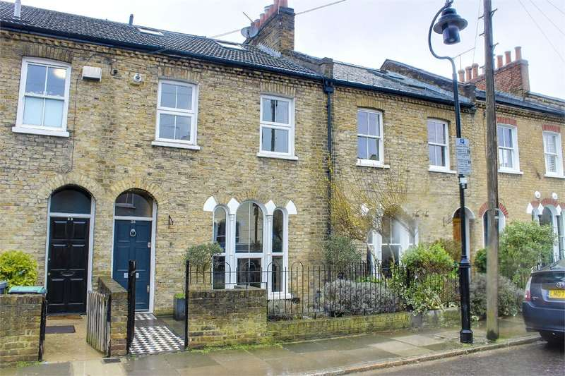 4 Bedrooms Terraced House for sale in Mount Pleasant Crescent, LONDON