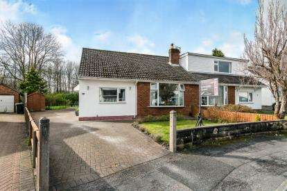 2 Bedrooms Semi Detached House for sale in Roundway Down, Fulwood, Preston, Lancashire, PR2