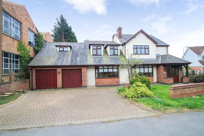6 Bedrooms Detached House for sale in Coventry Road, Burbage
