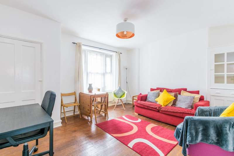 2 Bedrooms Flat for sale in Lant Street, Borough, SE1