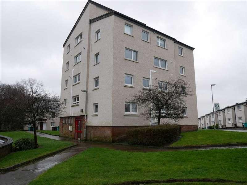2 Bedrooms Maisonette Flat for sale in Afton Road, Cumbernauld