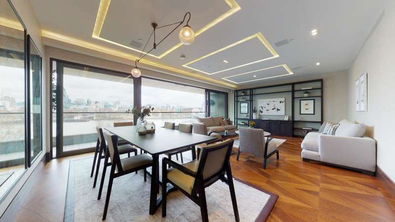 4 Bedrooms Flat for sale in One Tower Bridge, Crown Square, SE1 2SF