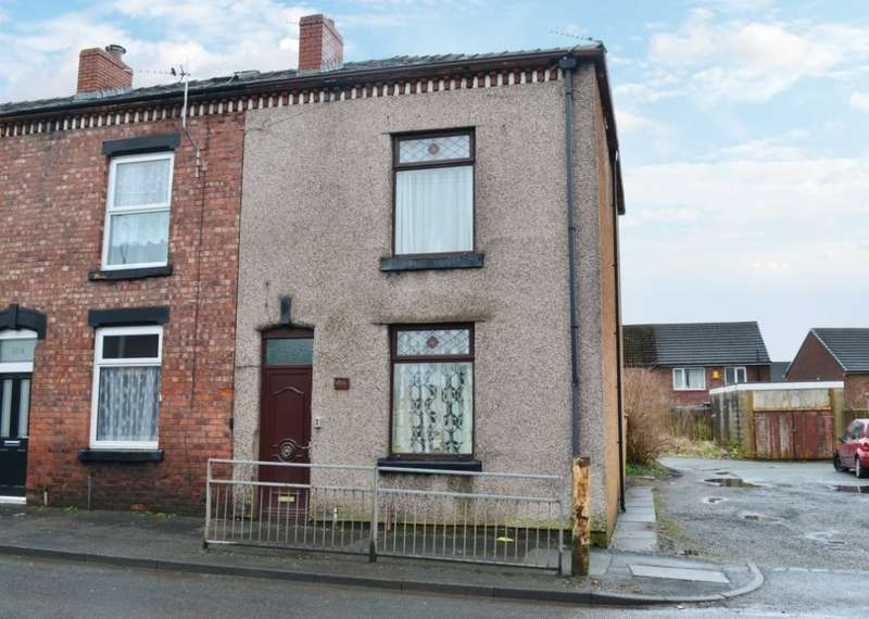 2 Bedrooms Terraced House for sale in Belle Green Lane, Ince, Wigan, WN2 2EP