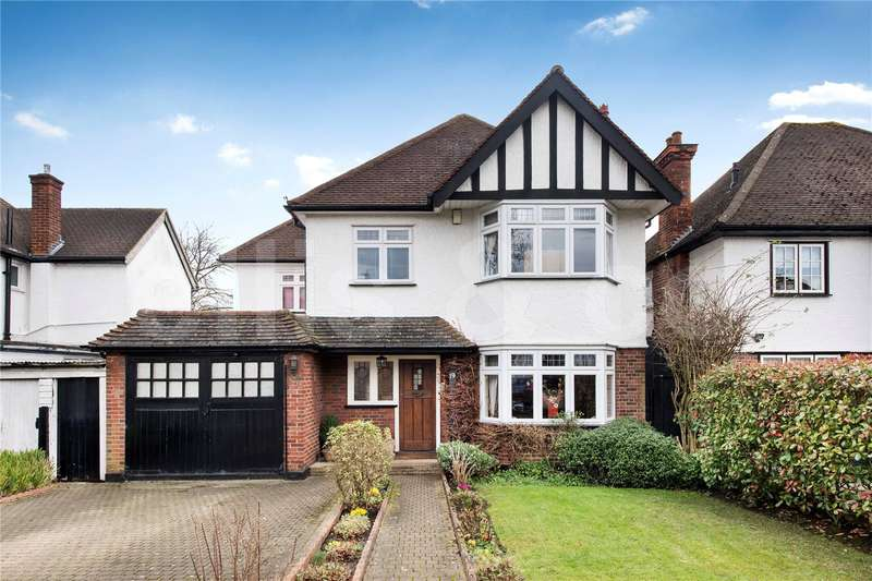4 Bedrooms Property for sale in Parkside, Mill Hill, London