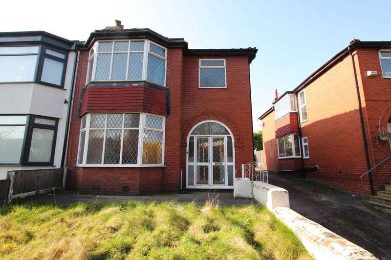 4 Bedrooms Semi Detached House for sale in Bury New Road, Prestwich