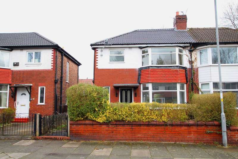 3 Bedrooms Semi Detached House for sale in Buckingham Avenue, Whitefield