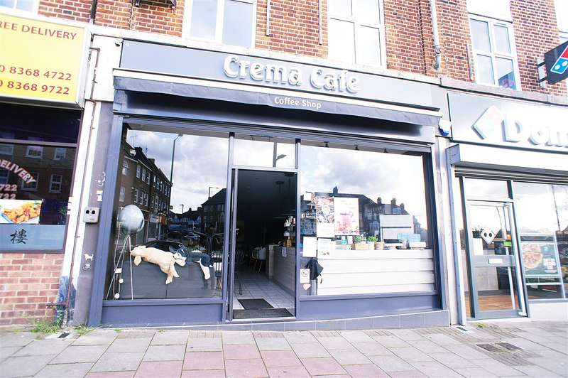 Retail Property (high Street) Commercial for sale in Hampden Square, London