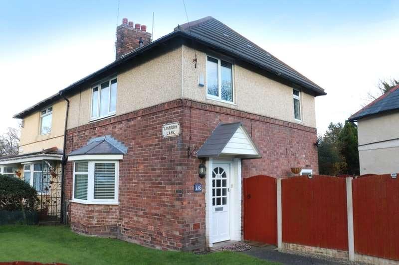 3 Bedrooms Semi Detached House for sale in Lisburn Lane, Liverpool, Merseyside, L13