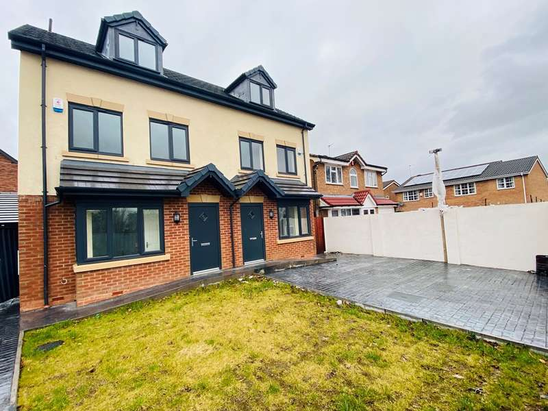 4 Bedrooms Semi Detached House for sale in Mill Street, West Bromwich, B70