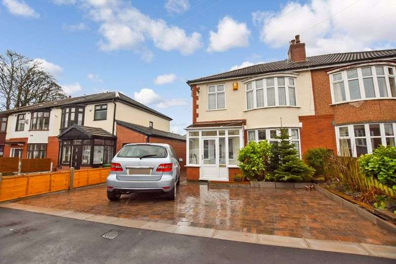3 Bedrooms Property for sale in Alderley Avenue, Sharples