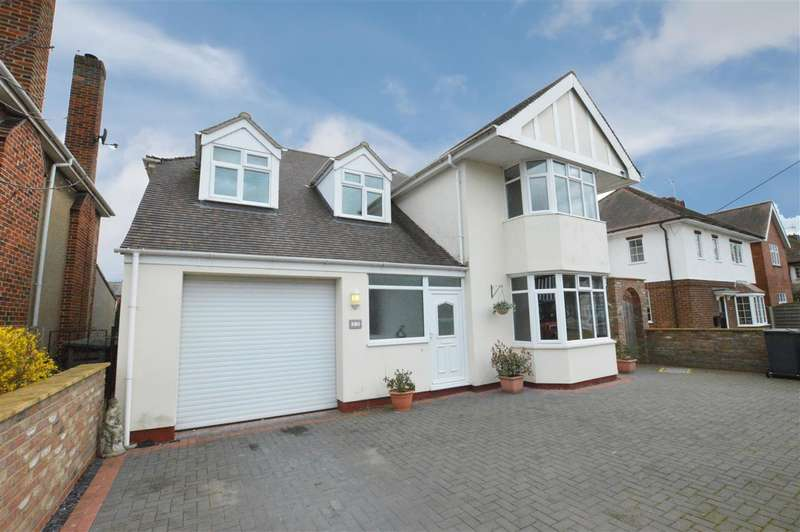 4 Bedrooms Detached House for sale in St.Edmunds Road, Sleaford