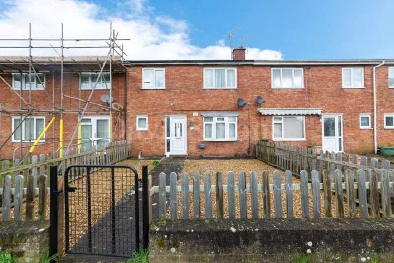 3 Bedrooms Terraced House for sale in Gaer Vale, Off Cardiff Road, Newport. NP20 3HR