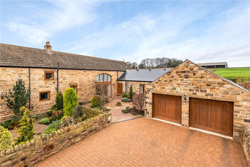 4 Bedrooms Barn Conversion Character Property for sale in Overtown Court, The Balk, Walton, Wakefield
