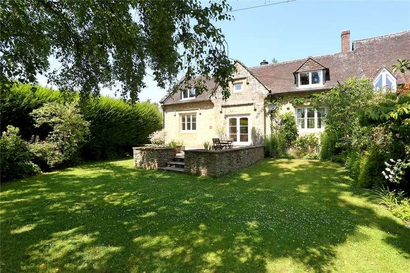 3 Bedrooms Semi Detached House for sale in Old School, Bramshott, Liphook, Hampshire, GU30