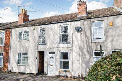 2 Bedrooms Terraced House for sale in Gray Street, Lincoln, Lincolnshire