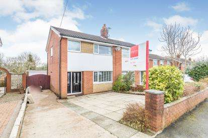 3 Bedrooms Semi Detached House for sale in Hornchurch Drive, Chorley, Lancashire