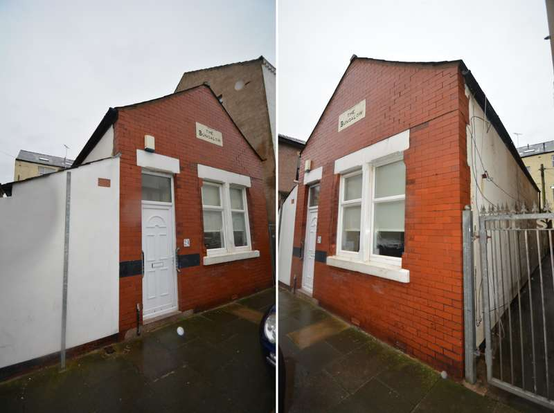 3 Bedrooms Detached Bungalow for sale in Hill Street, Blackpool, FY4 1DF