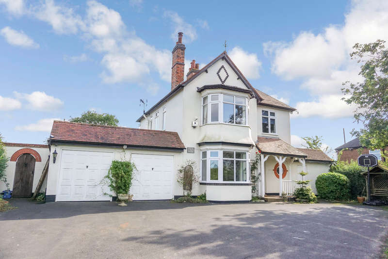 4 Bedrooms Detached House for sale in Dexter Lane, Hurley, Atherstone