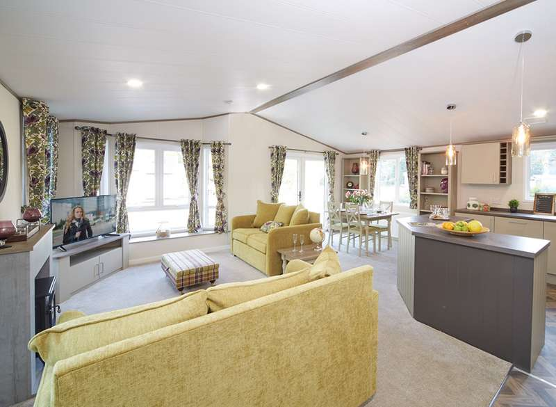 2 Bedrooms Lodge Character Property for sale in St Helens Coastal Resort, Isle Of Wight
