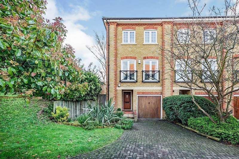 4 Bedrooms End Of Terrace House for sale in Belvedere Close, Belvedere Road, Faversham, Kent, ME13