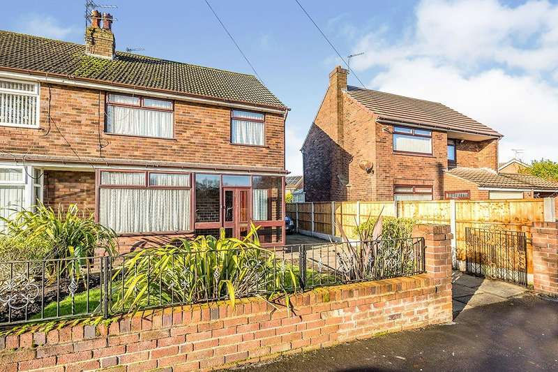 3 Bedrooms Semi Detached House for sale in Daniels Lane, Skelmersdale, Lancashire, WN8