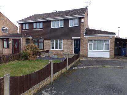 3 Bedrooms Semi Detached House for sale in Tyne Close, Liverpool, Merseyside, L4