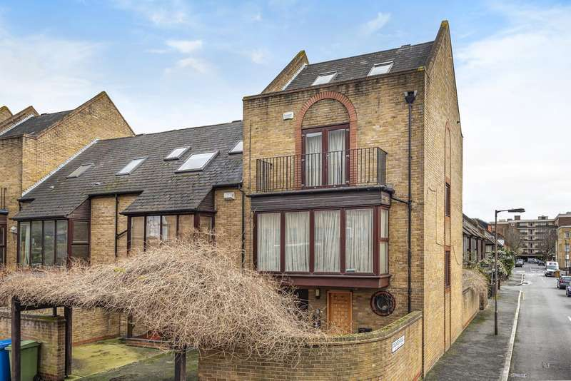 4 Bedrooms End Of Terrace House for sale in Rotherhithe Street, Rotherhithe