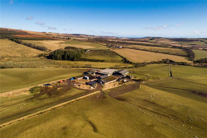4 Bedrooms Farm Commercial for sale in Tipperty Farm, Auchenblae, Laurencekirk, Aberdeenshire, AB30