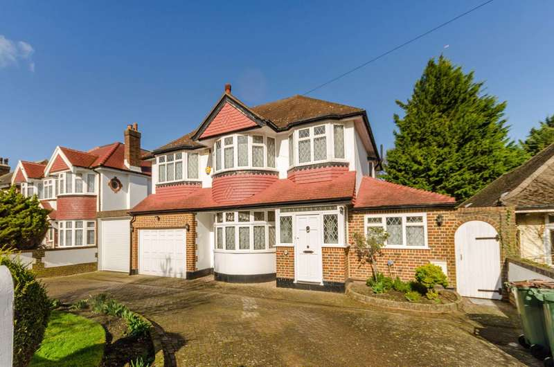 6 Bedrooms Detached House for sale in Ingleby Way, South Wallington, Surrey, Wallington, SM6