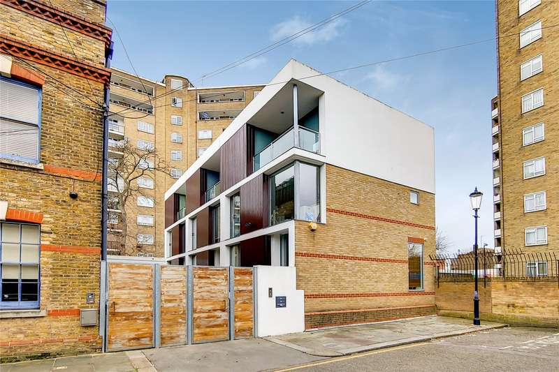2 Bedrooms Mews House for sale in Hewer Street, North Kensington, London, W10