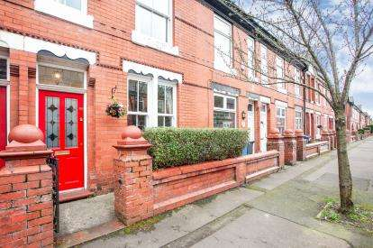 2 Bedrooms Terraced House for sale in Horton Road, Manchester, Greater Manchester, Uk
