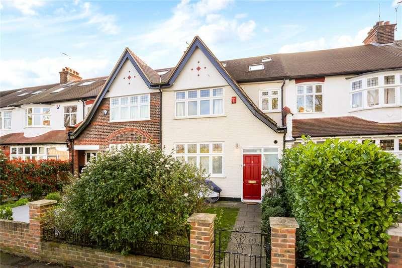 4 Bedrooms House for sale in Hawkshead Road, London, W4