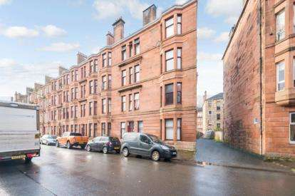 1 Bedroom Flat for sale in Craigie Street, Stathbungo