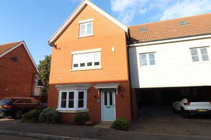 5 Bedrooms Link Detached House for sale in Rayleigh, Essex