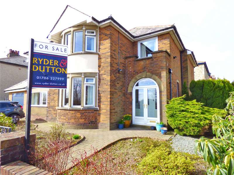 5 Bedrooms Detached House for sale in St Peters Avenue, Haslingden, Rossendale, BB4