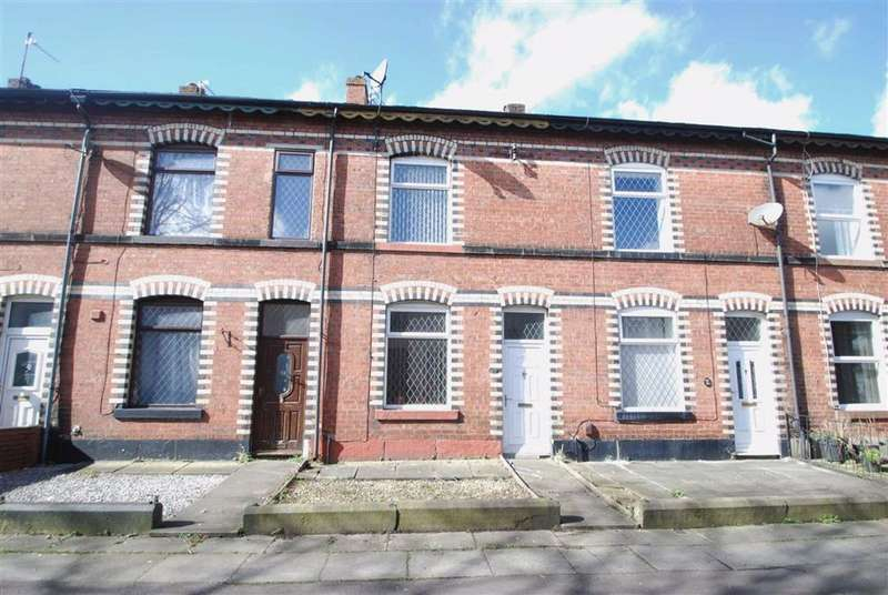 2 Bedrooms Terraced House for sale in Dawson Street, Chesham, Bury