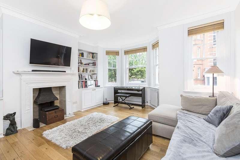 4 Bedrooms Flat for sale in Charleville Mansions, Charleville Road, London, W14
