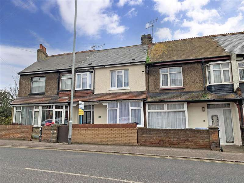3 Bedrooms Terraced House for sale in Ramsgate Road, , Margate, Kent