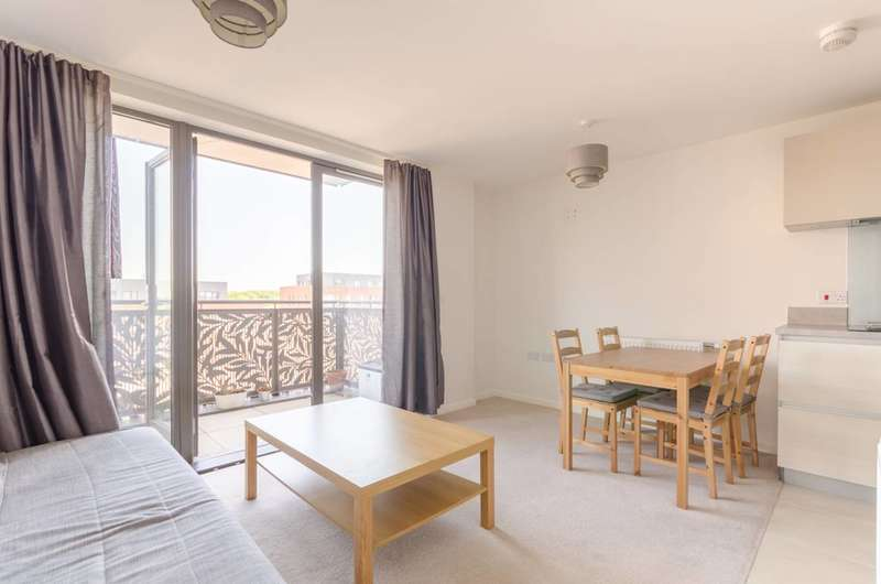 1 Bedroom Flat for sale in Canning Town, Canning Town, E16