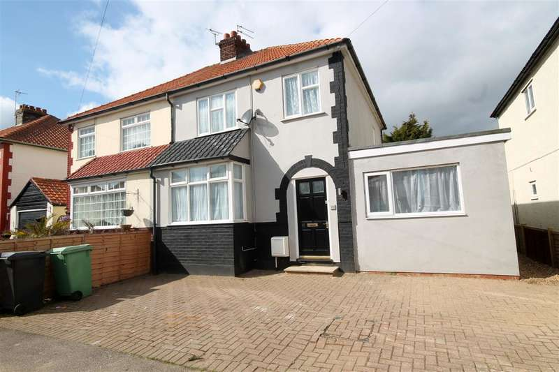 4 Bedrooms Semi Detached House for sale in Thomas Road, Clacton on Sea