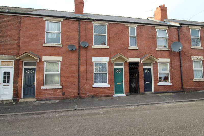 2 Bedrooms Semi Detached House for sale in Hardwicke Road, Rotherham, South Yorkshire, S65