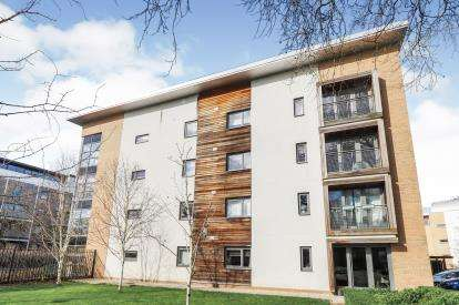 2 Bedrooms Flat for sale in Nell Lane, West Didsbury, Manchester, Greater Manchester